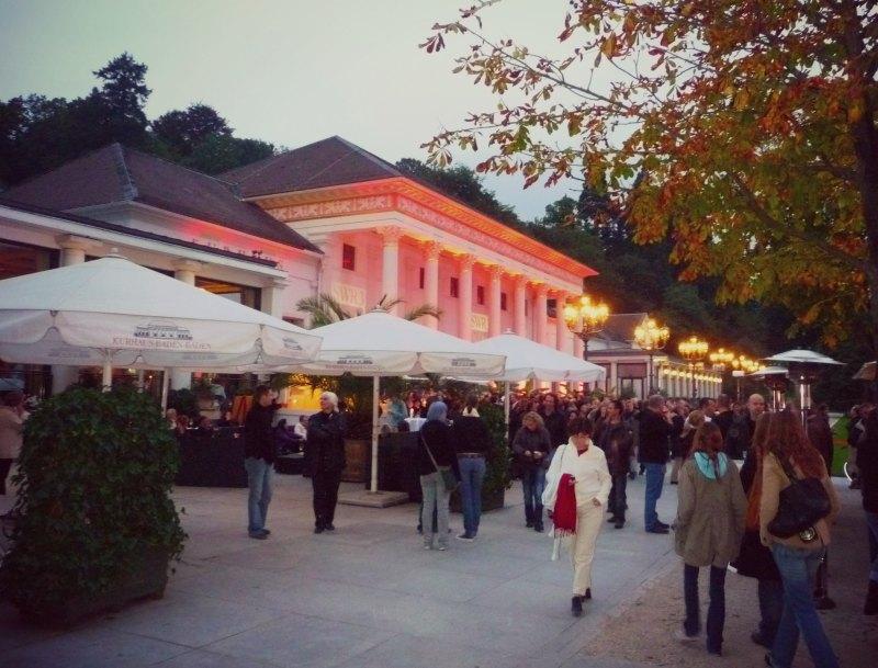 New Pop Festival am Kurhaus in Baden-Baden