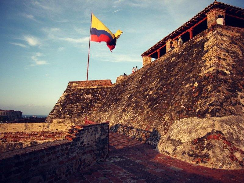 Cartagena - die Festung San Felipe