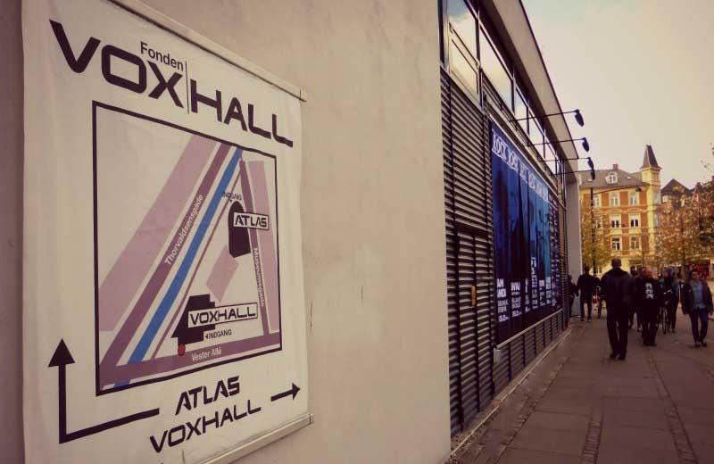 SPOT Festival: ATLAS und VOXHALL