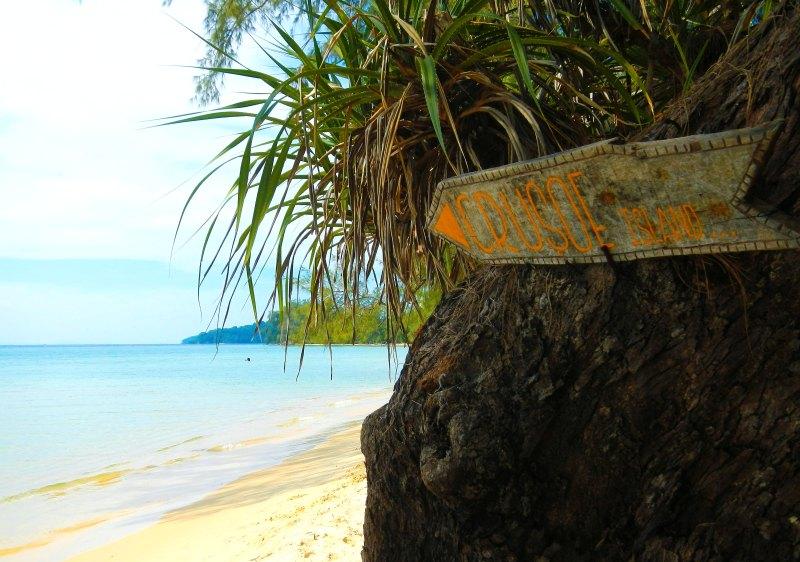 Crusoe Island / Sihanoukville