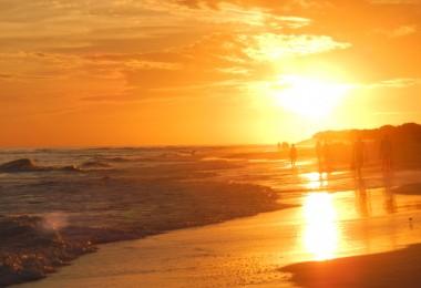 Sonnenuntergang auf Cayo Largo