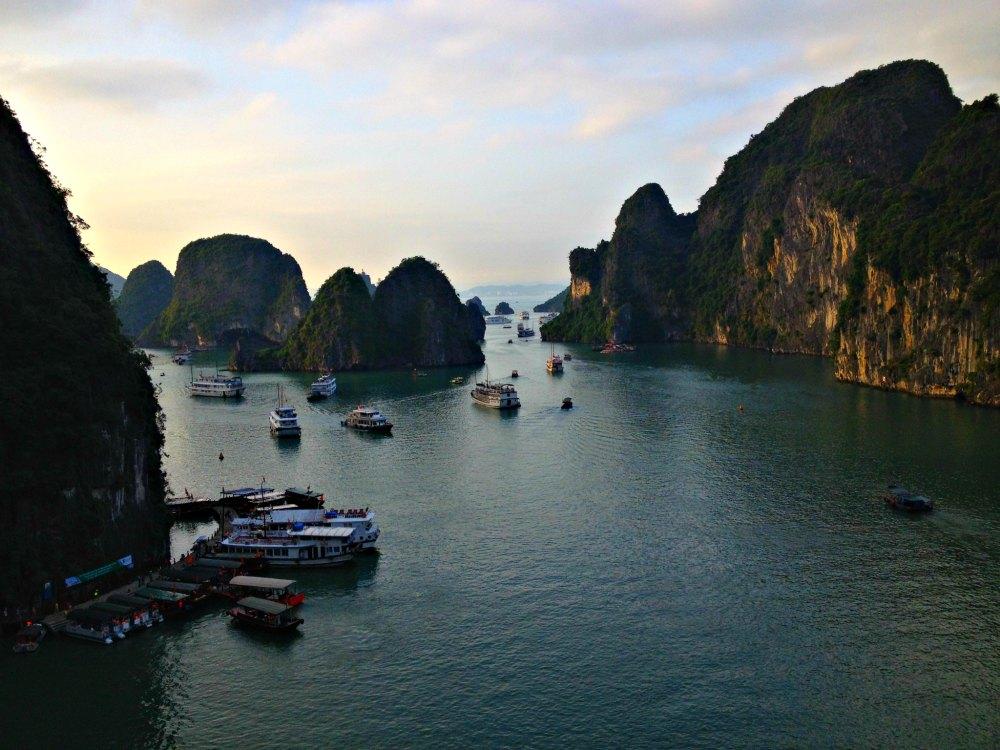 Halong Bucht: Sehnsuchtsziel in Vietnam