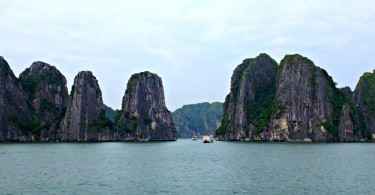 Rundreise Indochina: Halong Bucht Vietnam