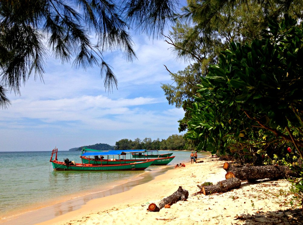 Kambodschas Backpacker-Paradies Sihanoukville