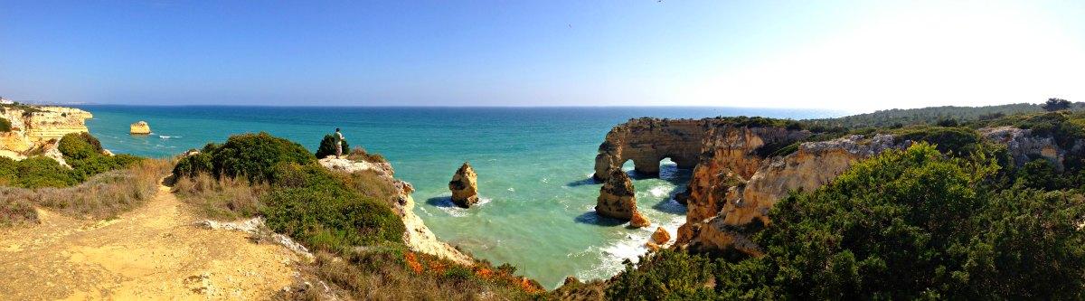 Portugal: Praia da Marinha