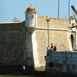 Das Fort von Lagos