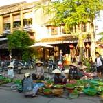 Vietnam: Auf dem Markt in Hoi An