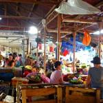 Markthalle von Hoi An, Vietnam