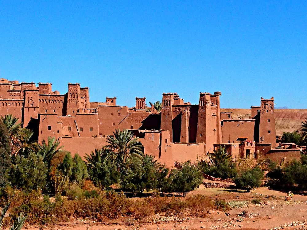 Ait Benhaddou: Game of Thrones Drehort in Marokko