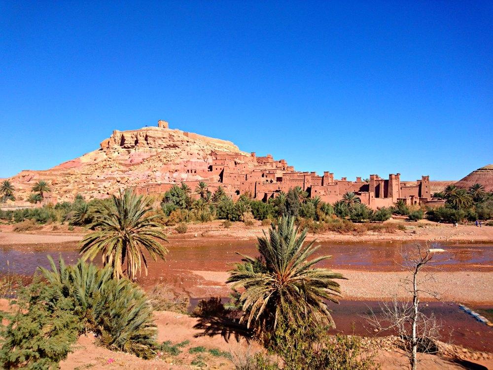 Ait Benhaddou: GoT Drehort in Marokko