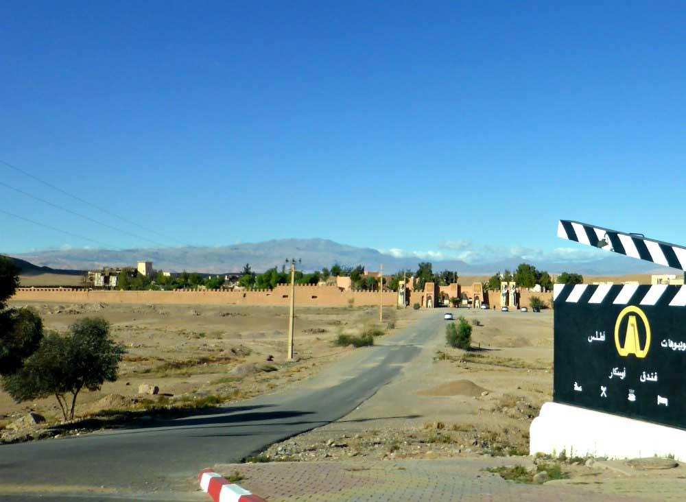 Atlas Studios - Marokko