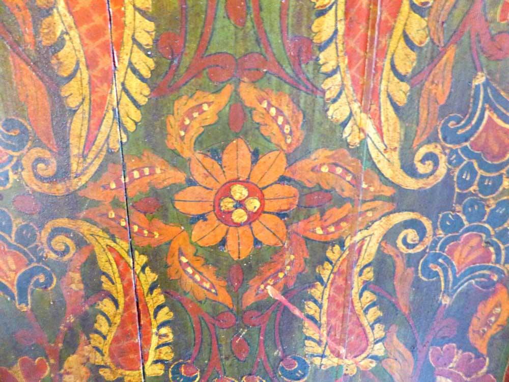 Kunstvolle Details im Bahia Palast