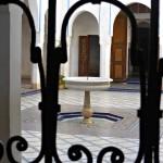 Springbrunnen im Bahia Palast