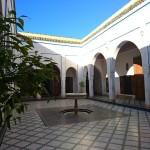 Innenhof im Bahia Palast