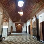 Prunkvolle Räume im Bahia Palast