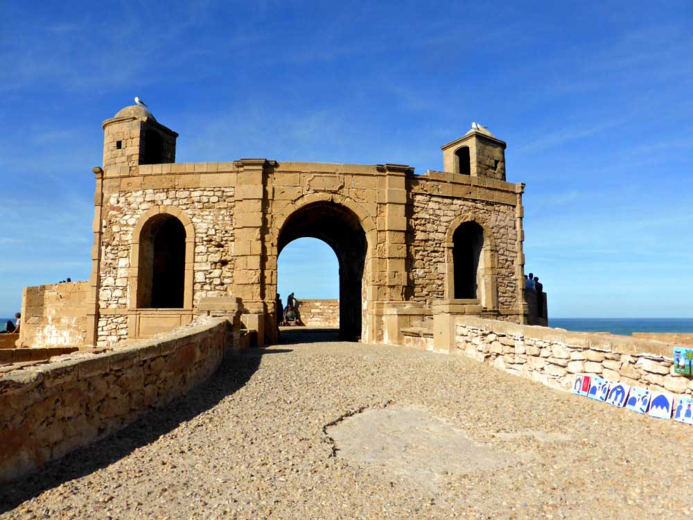 Essaouira: Game of Thrones Drehort in Marokko