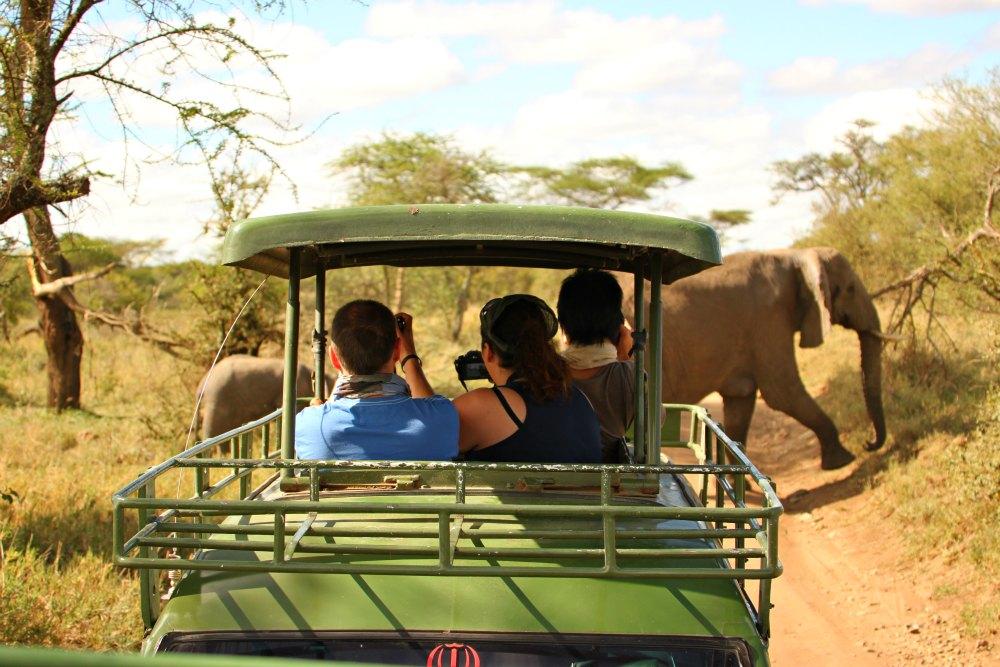 Gruppenreise: Overlandtour & Safari in Ostafrika