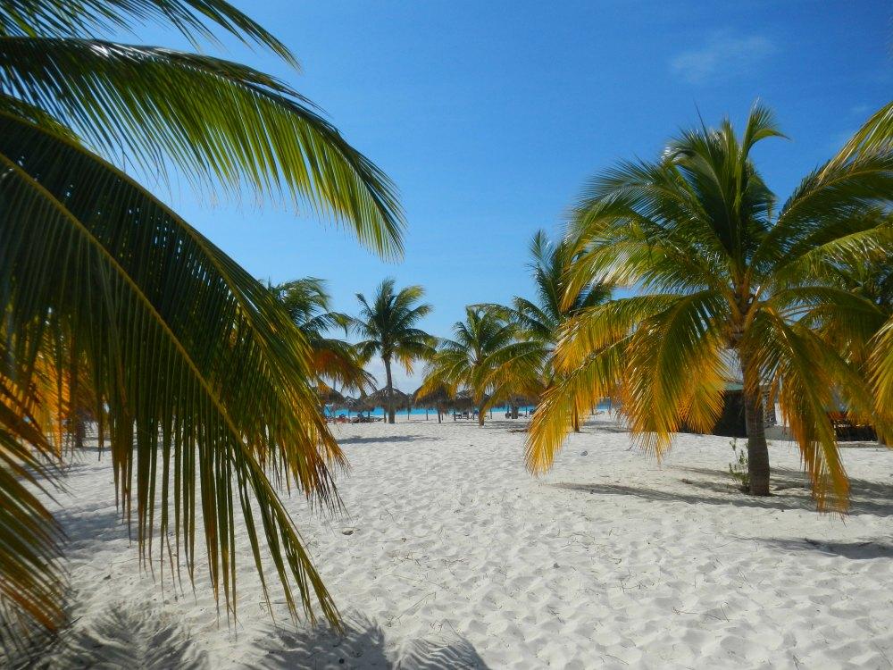 Playa Sirena auf Cayo Largo