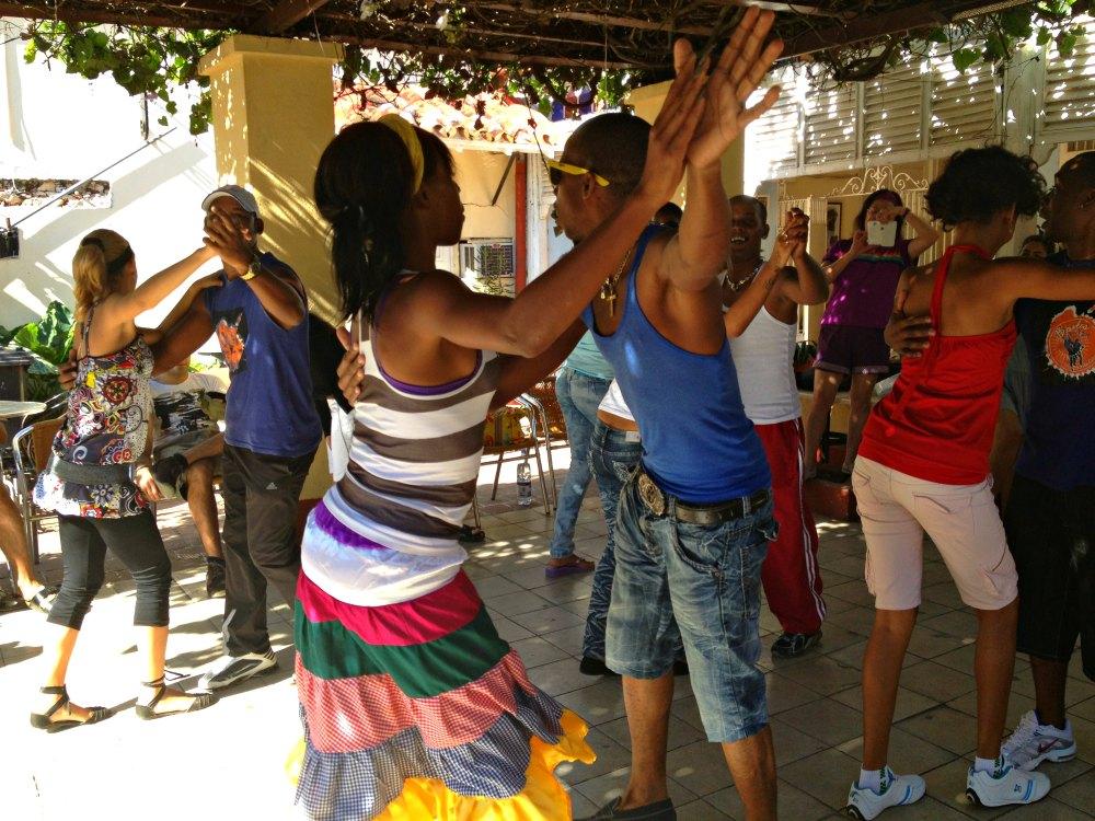 Salsa gehört auf Kuba dazu