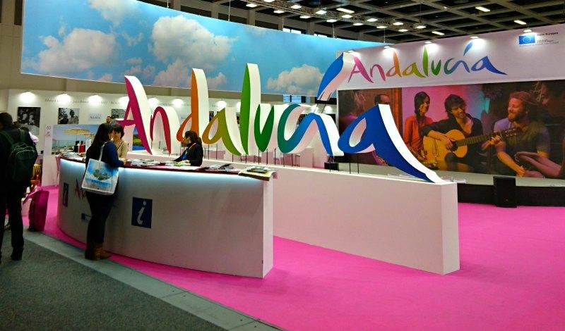 Andalusien auf der ITB 2016