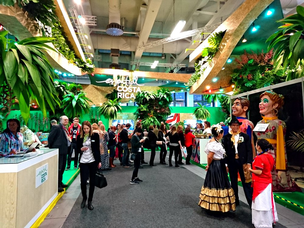 Costa Rica auf der ITB 2016