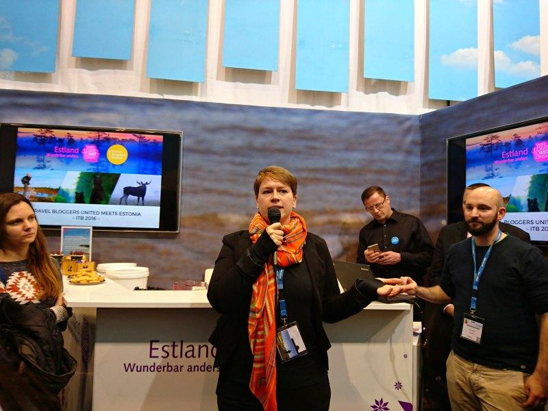 Estland lädt zum Blogger-Event