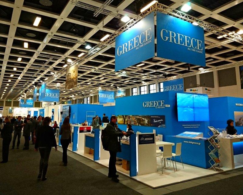 Griechenland auf der ITB 2016