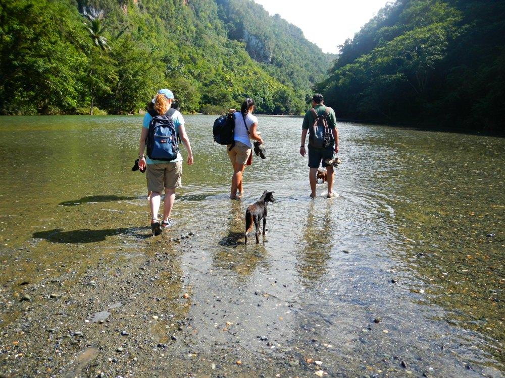Trekkingtour am Rio Yumuri bei Baracoa