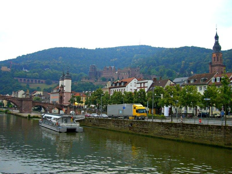 Ausflugsziel Heidelberg