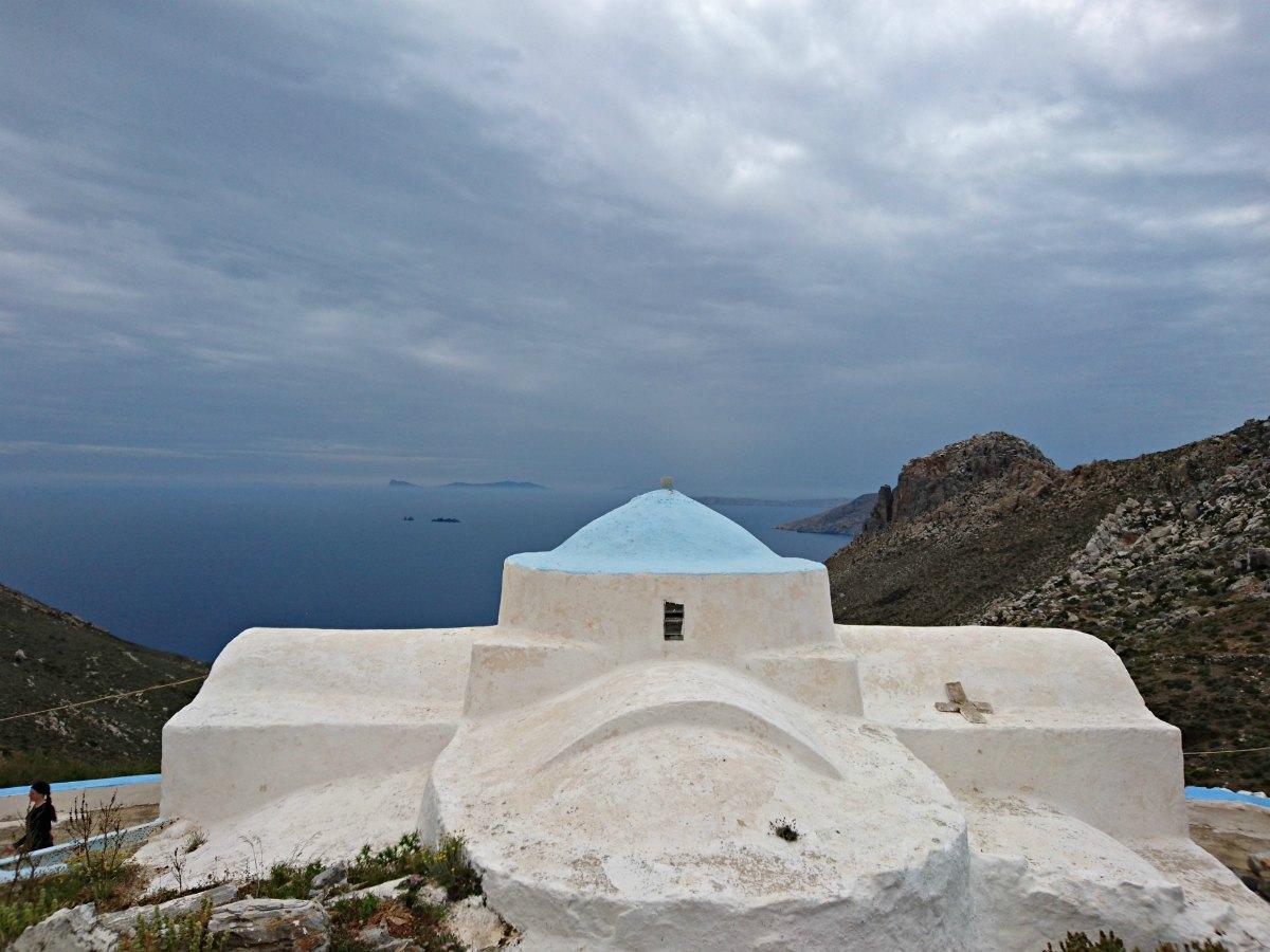 Astypalea: Kloster Agios Ioannis
