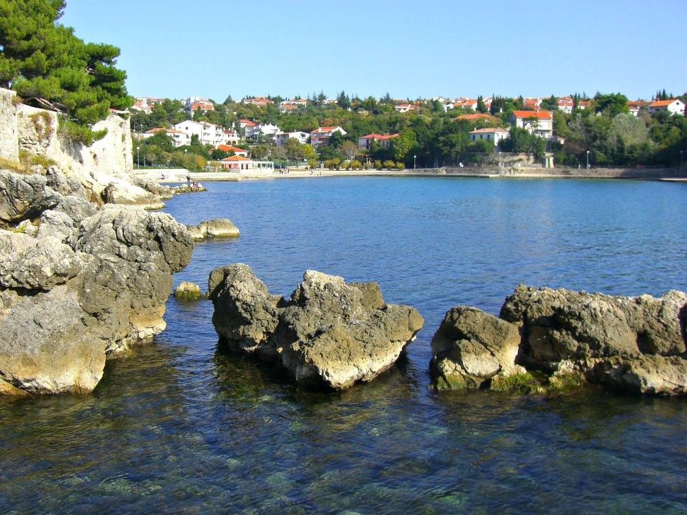 Kroatische Küste - Adria