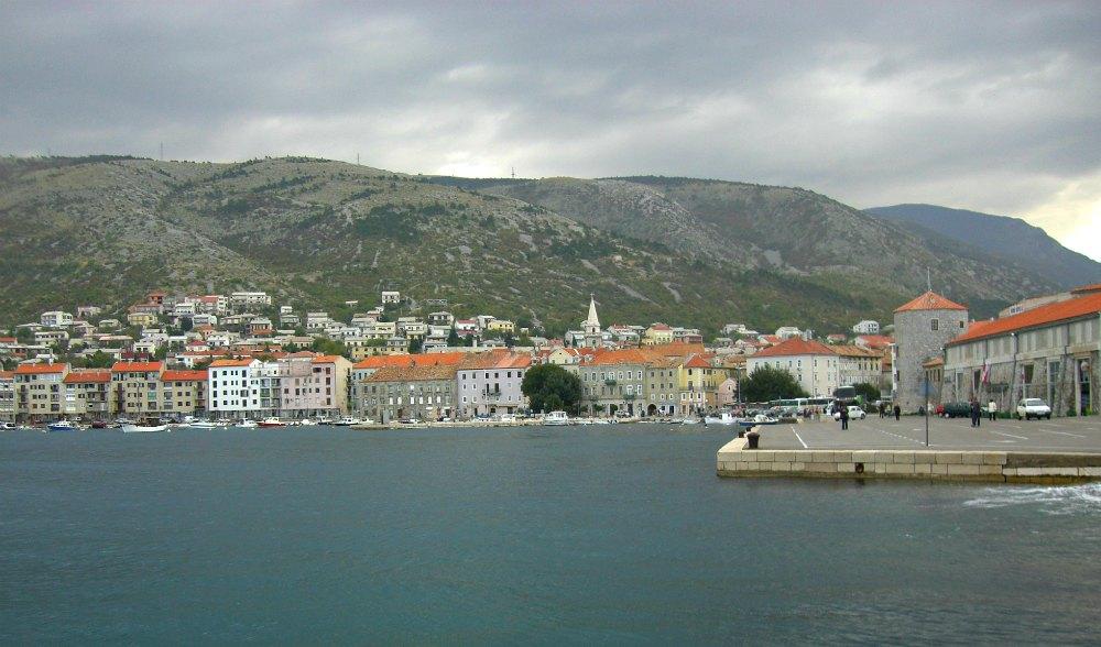 Malerische Städtchen an Kroatiens Küste