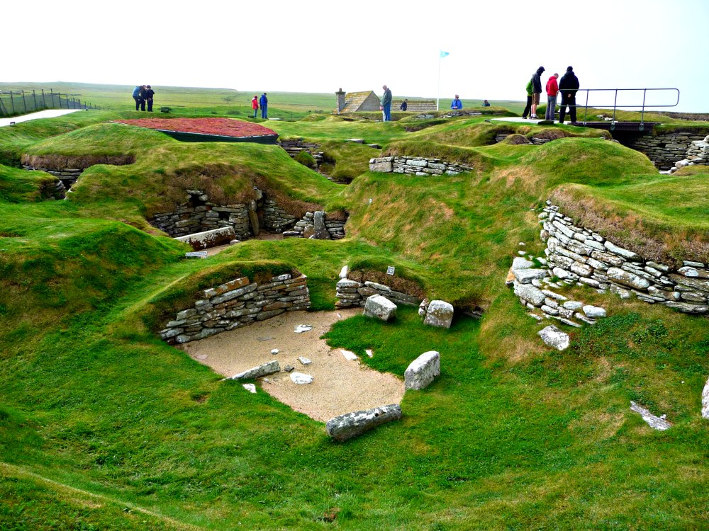 Skara Brae - Orkney Inseln