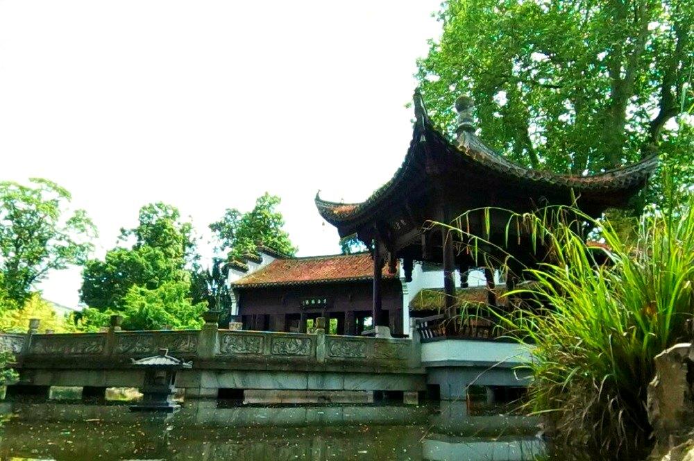 Frankfurt: Ruheoase Chinesischer Garten