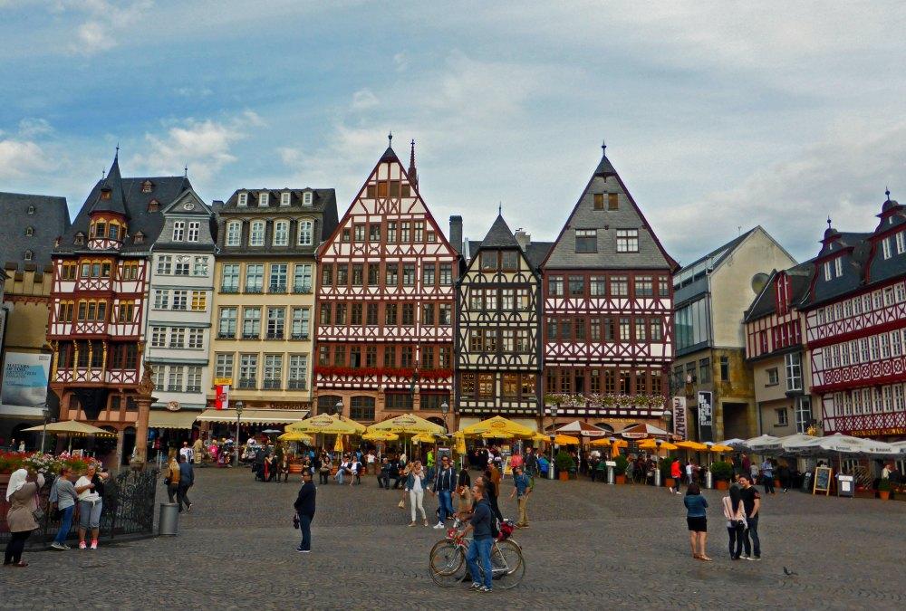 Frankfurt: Der Römer