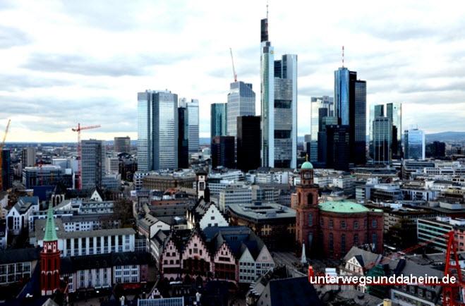 Frankfurt: Skyline & Römer