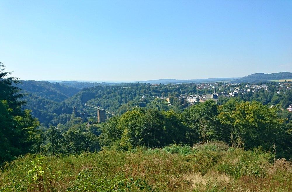 Eifelblick Belvedere