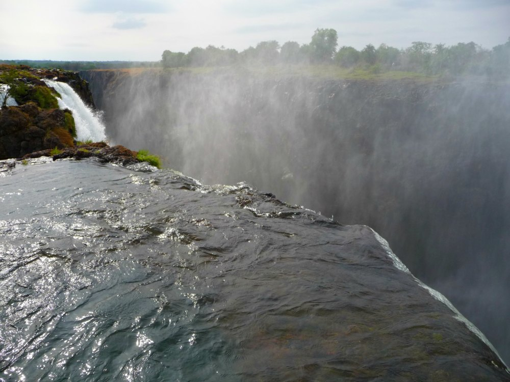 Devils Pools: Living on the Edge - Victoria Falls, Afrika