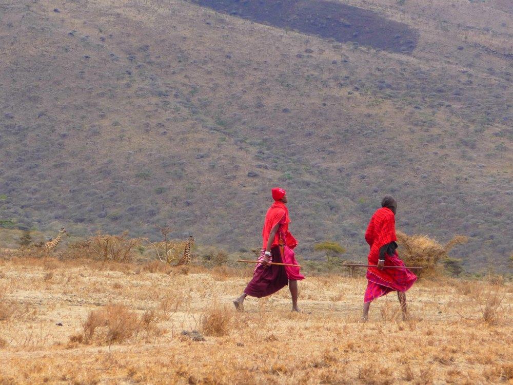 Im Land der Massai / Kenia