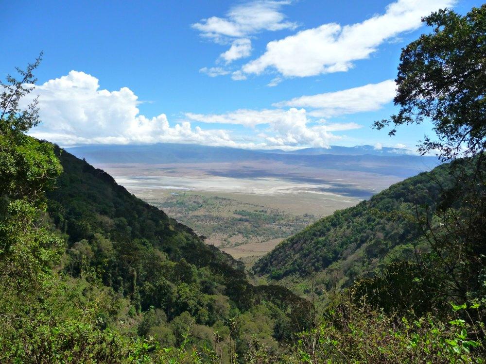 Ngorongoro Krater, Tansania, Afrika
