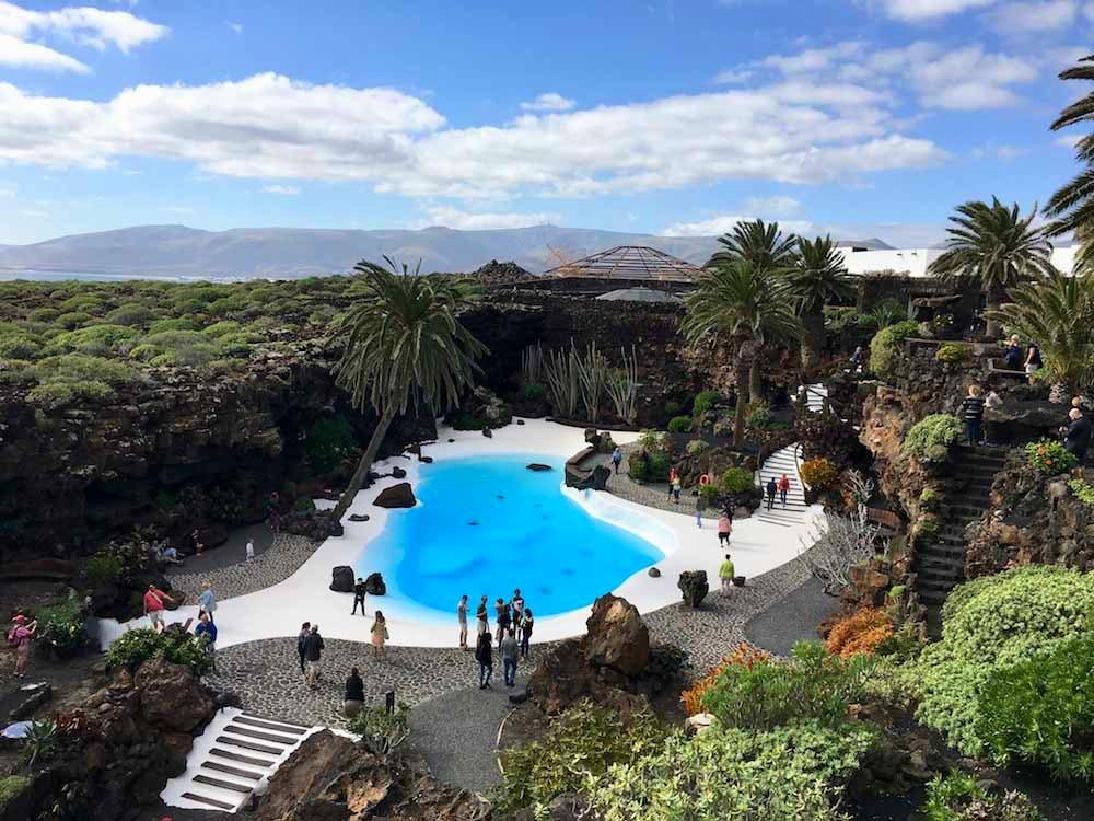 Lanzarote: Jameos de Agua