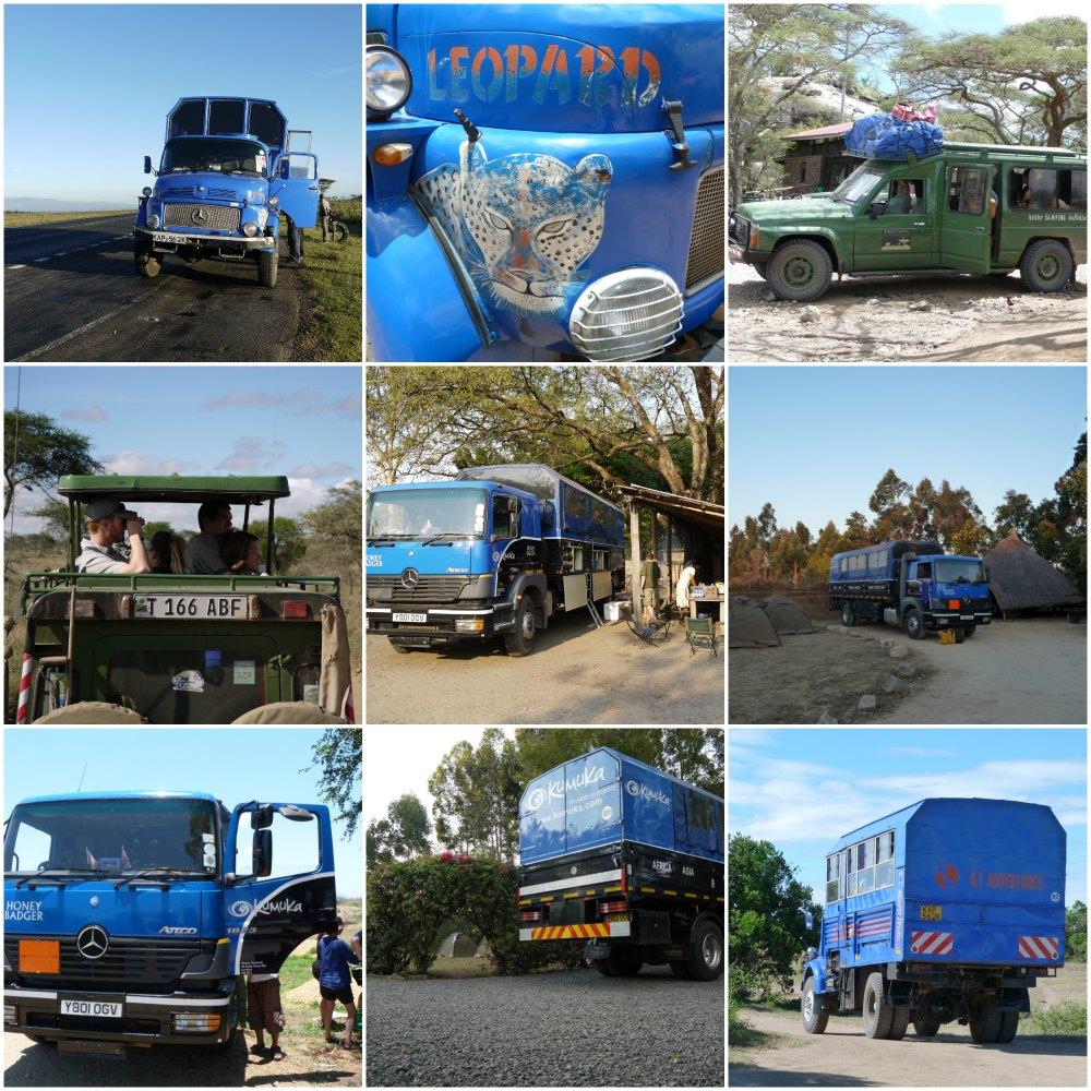 Overland Truck Tour Ostafrika: Mit dem Truck durch Afrika
