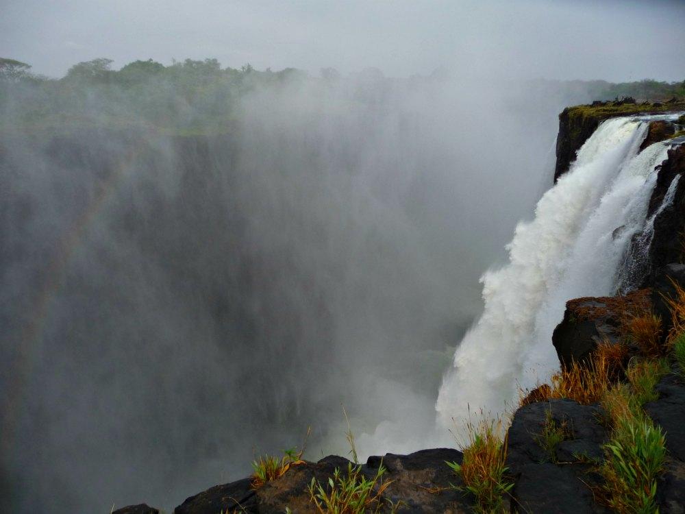 Afrika: Victoria Fälle - Devils Pool