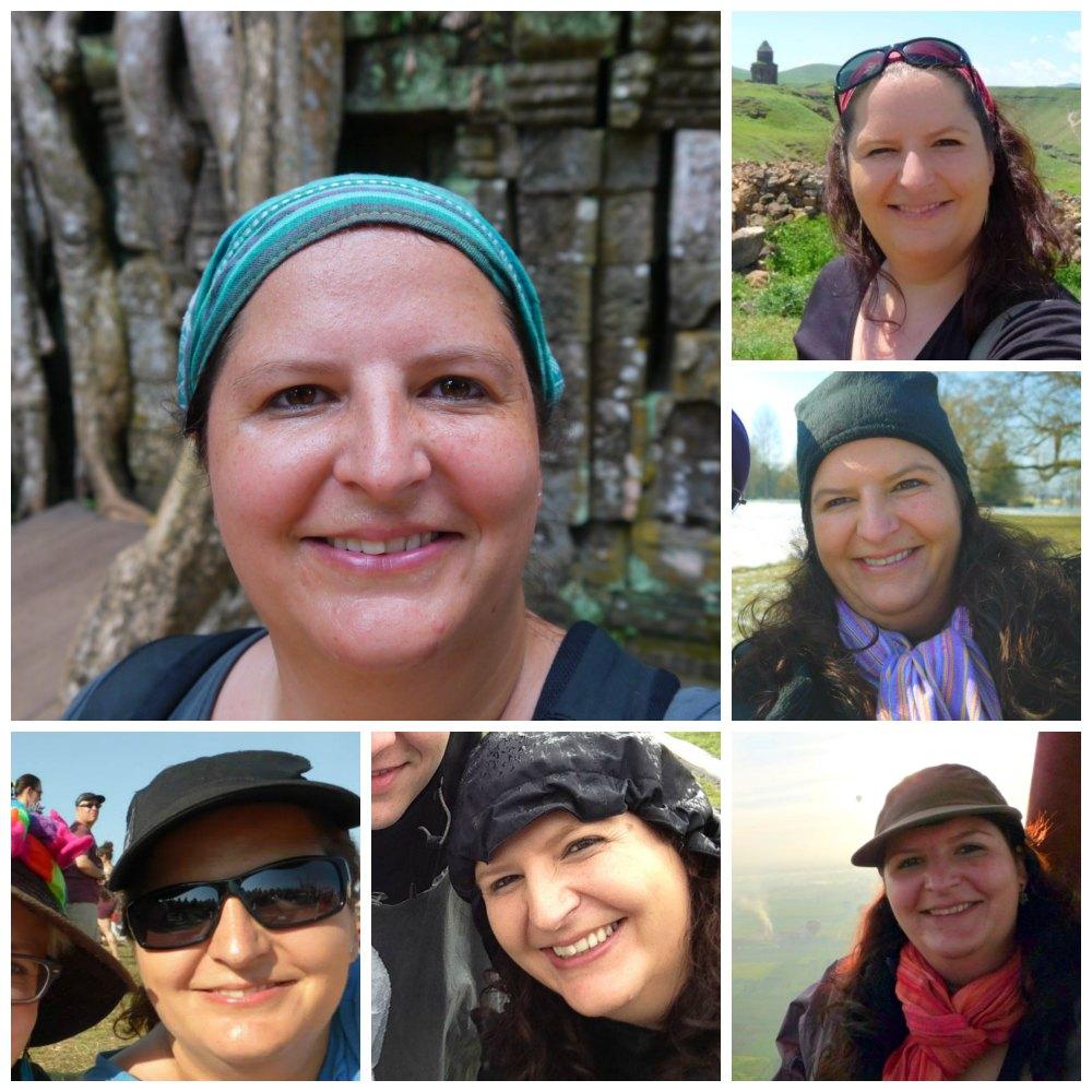 Kopfbedeckungen auf Reisen: Schutz vor Wind und Wetter.