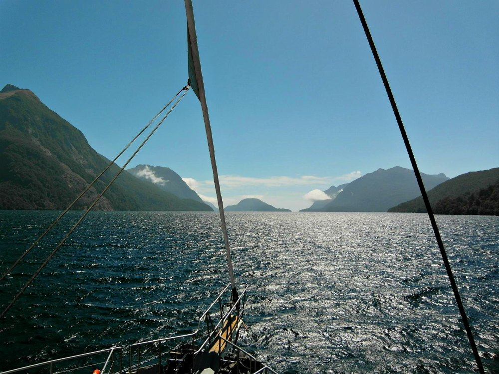 Neuseeland: Doubtful Sound