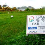 Golfplatz Parknasilla Resort