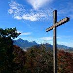 Wanderung auf den Kalvarienberg bei Füssen