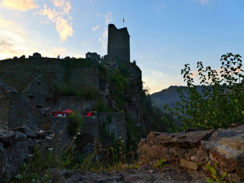 Historisches Burgenfest in Manderscheid - Vulkaneifel