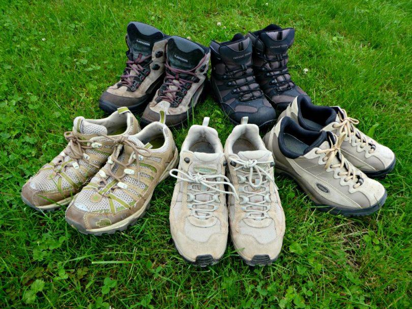 Wo drückt der Schuh? Auf der Suche nach den passenden