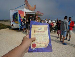 Cabo Sao Vicente: Letzte Bratwurst vor Amerika